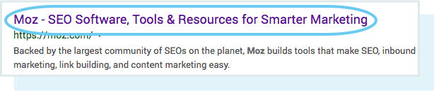 On-Page SEO | The Beginner's Guide to SEO - Moz