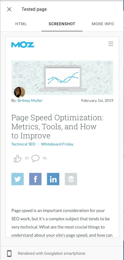 Technical SEO | The Beginner's Guide to SEO - Moz